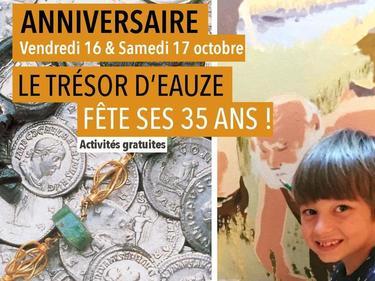 LE TRESOR D'EAUZE FETE SES 35 ANS !
