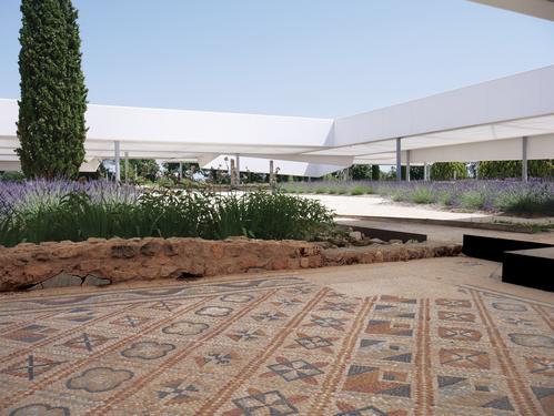 La réhabilitation de la Villa de Séviac en vidéo