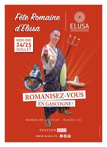FETE ROMAINE D'ELUSA !