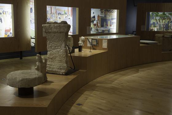 LES COLLECTIONS DU MUSEE ARCHEOLOGIQUE