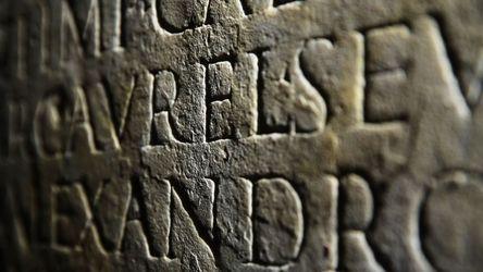 Visite thématique sur les inscriptions latines