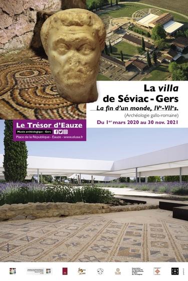 EXPOSITION TEMPORAIRE - La Villa de Séviac