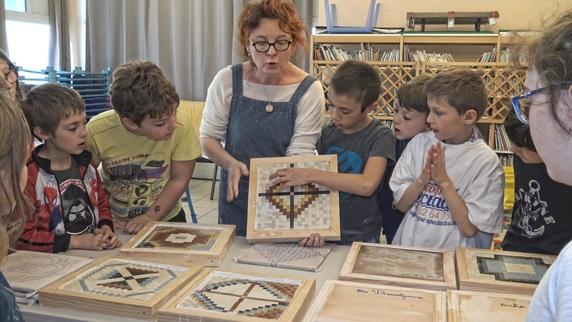 Nos ateliers pédagogiques pour les groupes scolaires & centres de loisirs