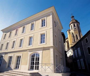 MUSEE©Elusa - Façade du Musée du Trésor d'Eauze(1)