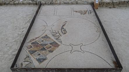 Mosaique Villa © Laborde